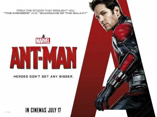 ANT-MAN RECENSIONE