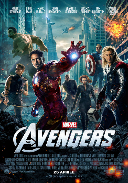 THE AVENGERS RECENSIONE
