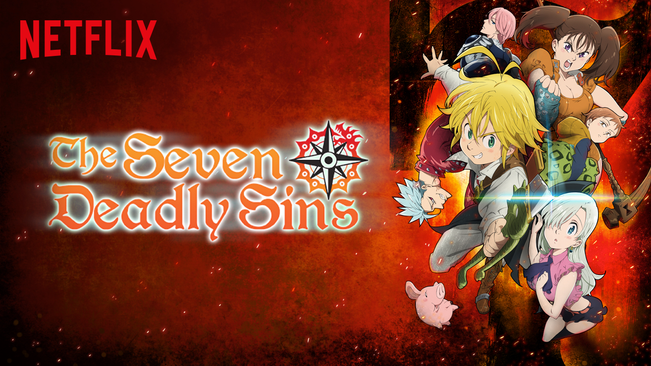 THE SEVEN DEADLY SINS RECENSIONE
