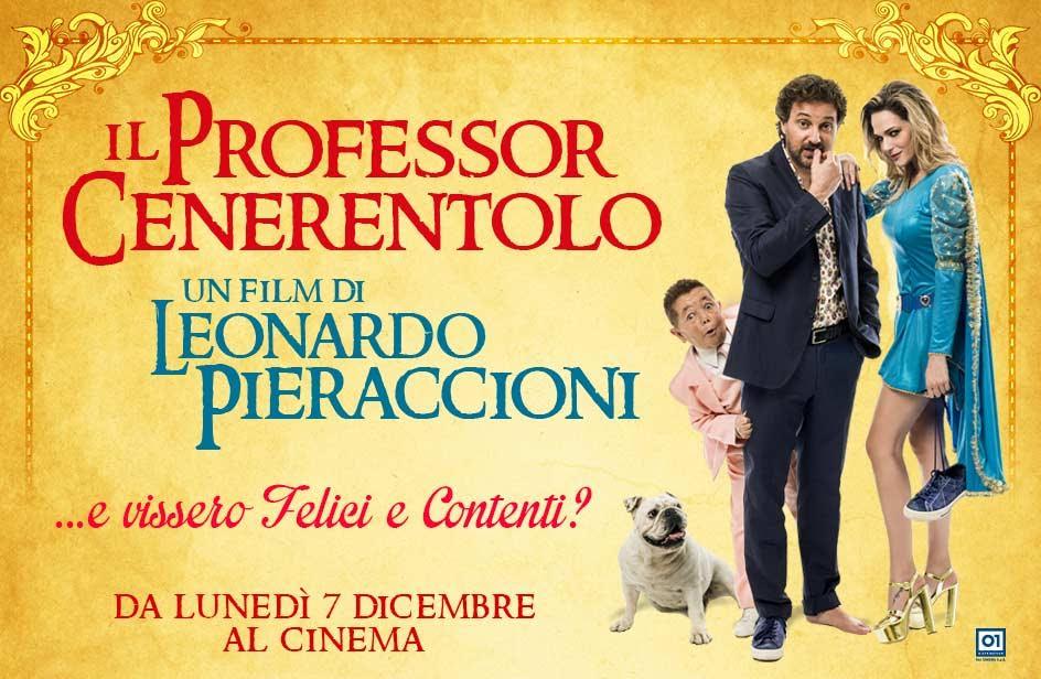 IL PROFESSOR CENERENTOLO RECENSIONE