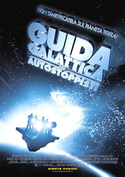 GUIDA GALATTICA PER AUTOSTOPPISTI RECENSIONE