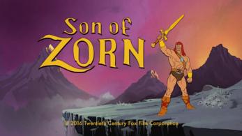 SON OF ZORN RECENSIONE