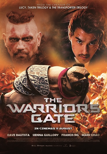 THE WARRIOR'S GATE RECENSIONE