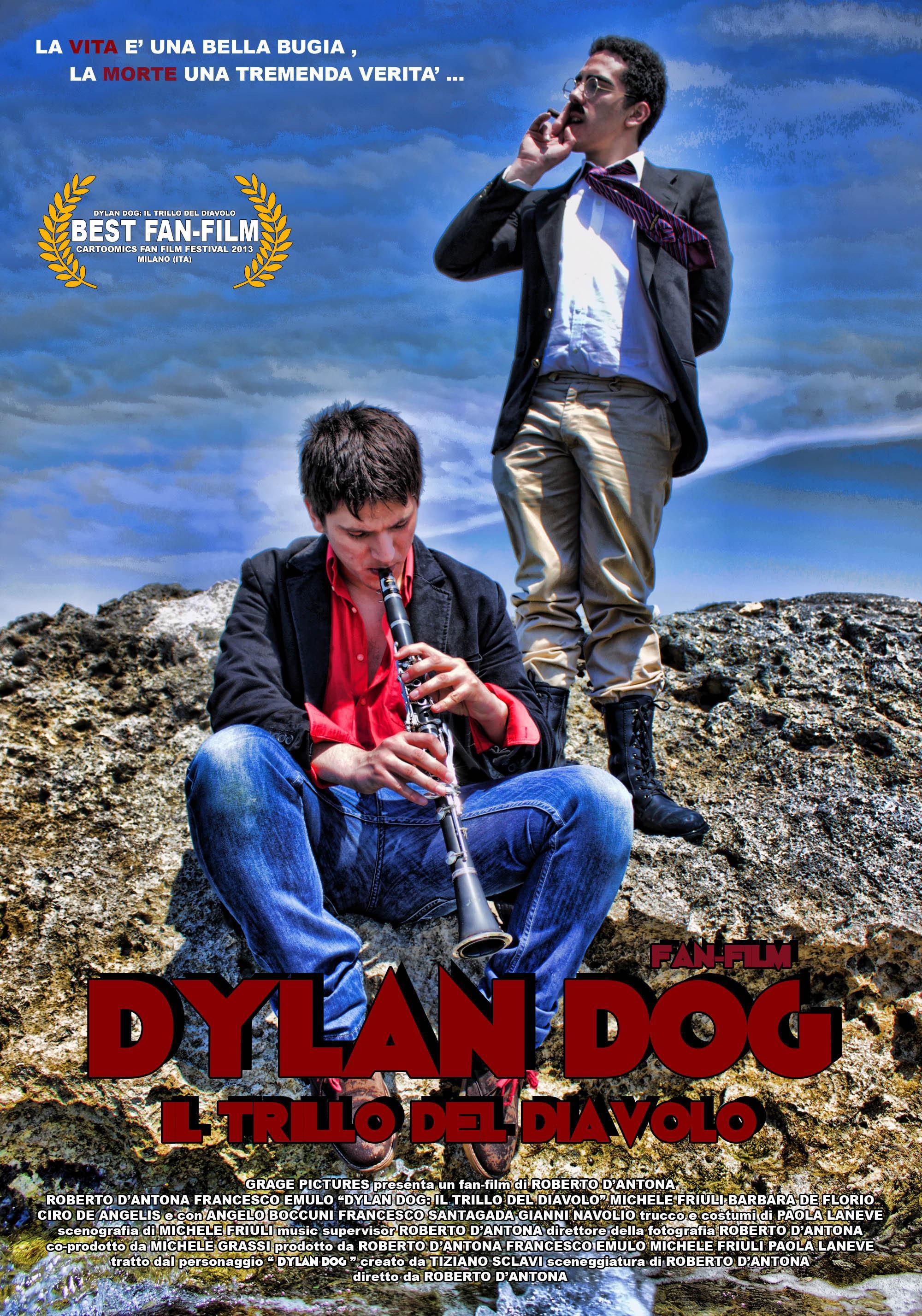DYLAN DOG-IL TRILLO DEL DIAVOLO RECENSIONE