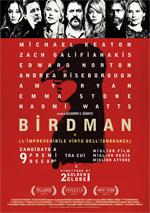 BIRDMAN RECENSIONE
