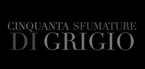CINQUANTA SFUNATURE DI GRIGIO RECENSIONE