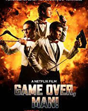 GAME OVER, MAN! RECENSIONE