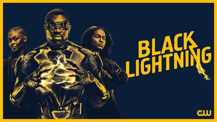 BLACK LIGHTNING RECENSIONE
