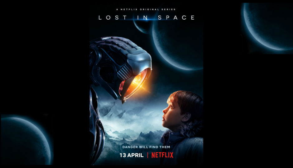 LOST IN SPACE RECENSIONE