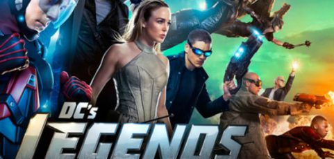 LEGENDS OF TOMORROW RECENSIONE