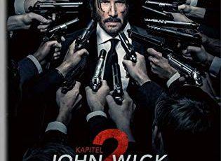JHON WICK-CAPITOLO 2 RECENSIONE