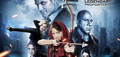 AVENGERS GRIMM RECENSIONE